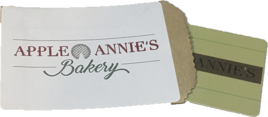 Apple Annies Free Gift Card Giveaway back