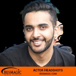 Actor Headshots | IrisMagic Photo Studios