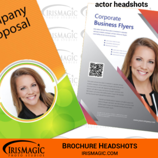 Business Headshot near me | Brochure Headshot | IrisMagic Photo Studios