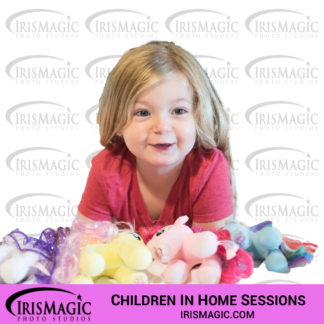 Child Photographer | Children's In home Session  | IrisMagic Photo Studios