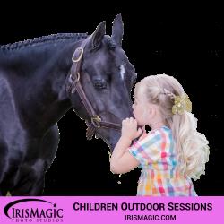 Child Photographer | Children's Outdoor Session  | IrisMagic Photo Studios