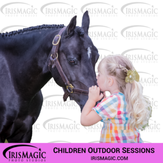 Child Photographer | Children's Outdoor Session  | IrisMagic Photo Studios