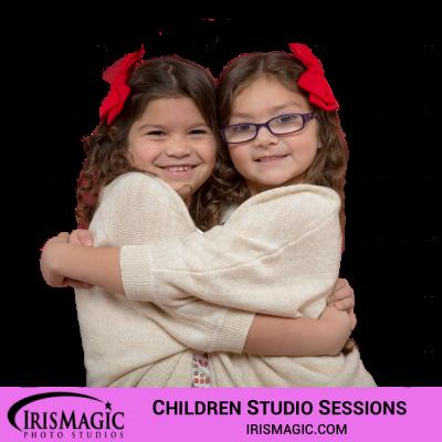 Child Photographer | Children's Studio Session  | IrisMagic Photo Studios