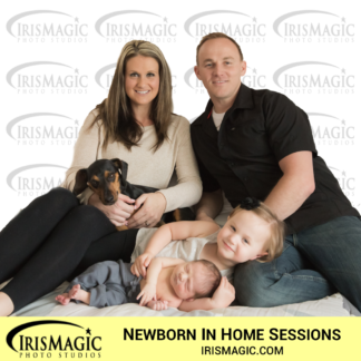 Newborn Photos | In home| IrisMagic Photo Studios