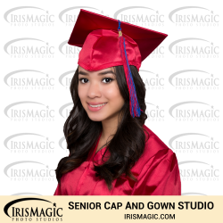 Senior Pictures Cap and Gown