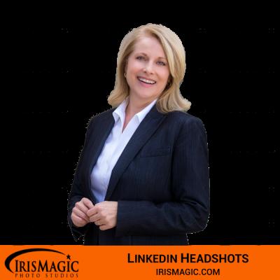 Linkendin Headshot