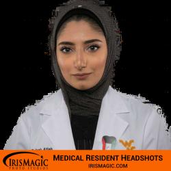 Medical Residency Headshots  | IrisMagic Photo Studios