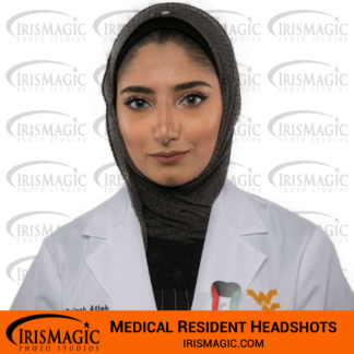Medical Residency Headshots  | IrisMagic Photo Studios