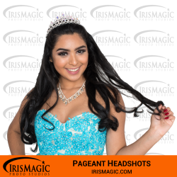 Pageant Headshots | IrisMagic Photo Studios