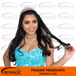 Pageant Headshots | IrisMagic Photo Studios