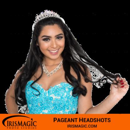 Pageant Headshots   IrisMagic Photo Studios