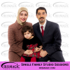 Photography Studio | Family Sessions in Studio for one family | IrisMagic Photo Studios