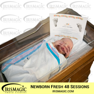 Newborn Photos | Fresh 48 | In hospital | IrisMagic Photo Studios