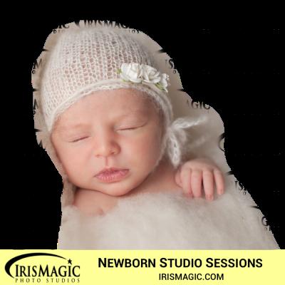 Newborn Photos | In studio | IrisMagic Photo Studios