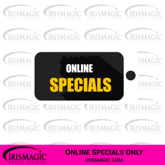 Online Specials only