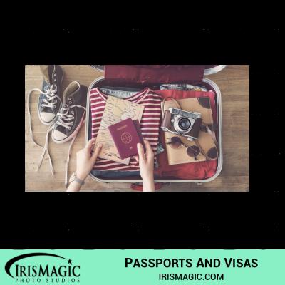 Passport photos near me