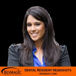 Dental Resident Headshot