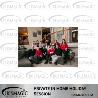 Private In Home Holiday Sessions